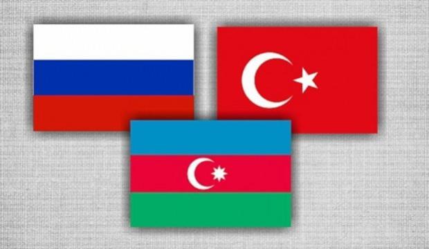 Rusya, Türkiye ve Azerbaycan'dan yuvarlak masa toplantısı!