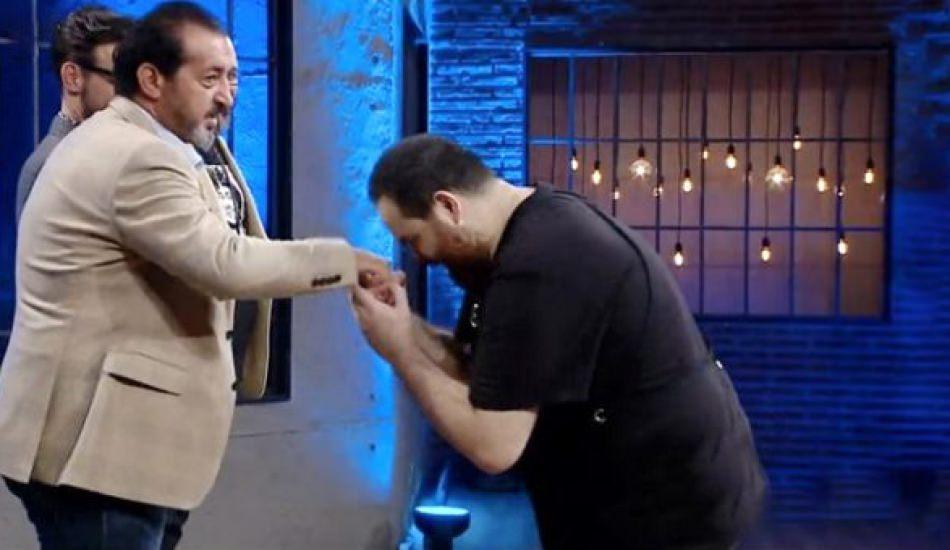 Şef Mehmet Yalçınkaya'dan MasterChef Kıvanç'a iş teklifi!