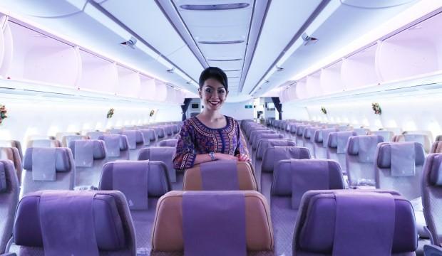 Singapur Hava Yolları Airbus A350 ilk İstanbul uçuşunu gerçekleştirdi