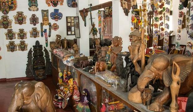 Sri Lanka'dan ne alınır? Hediyelik eşyalar, el emeği oyma ahşaplar