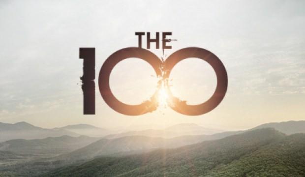 The 100 ilk bölümüyle nefes kesti!
