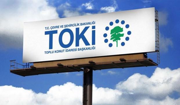 TOKİ'nin 100 bin sosyal konut projesine 4 ilçe de dâhil edildi