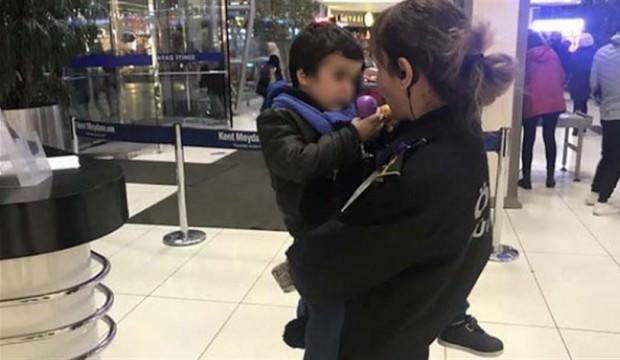 4 yaşındaki oğlunu AVM'de terk eden anneden ilginç savunma