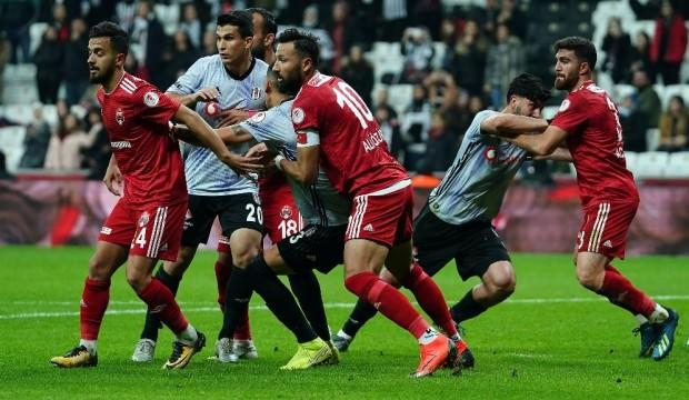 Beşiktaş 595 gün sonra kupa maçına çıktı