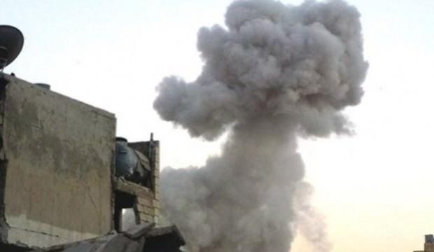 ABD'li askerlerin bulunduğu üsse 5 roket atıldı