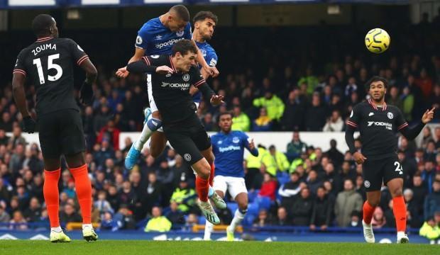 Everton'da hoca gitti galibiyet geldi!