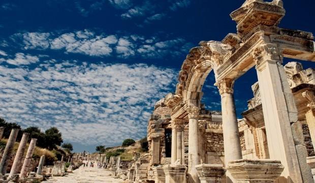 Her köşesi açık hava müzesi Türkiye'de görülmesi gereken 15 antik kent