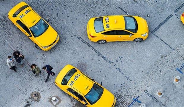 İcradan satılık taksi plakası! İşte fiyatı...