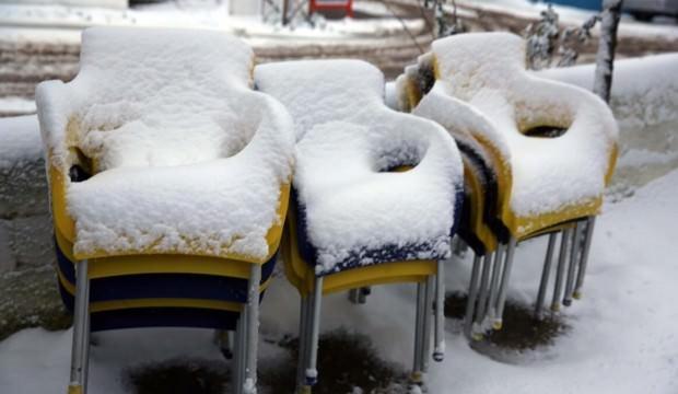 Kar o ilden giriş yaptı! İstanbul'a kar yağacak mı?