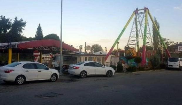 Lunaparkta dehşet! 1 kişi öldü, 1 kişi yaralandı