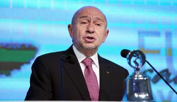 Nihat Özdemir: Süper Kupa finalini Katar'da oynatmayı düşünüyoruz