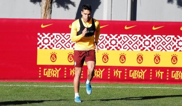 Galatasaray'a Falcao'dan müjdeli haber!