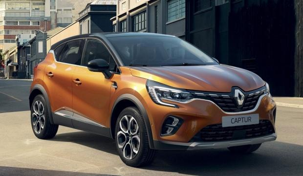 Renault Captur Euro NCAP'ten 5 yıldız