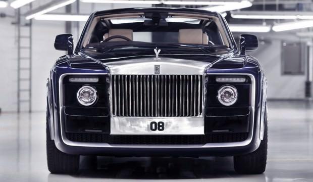 Rolls-Royce tasarımcılara ilham verdi