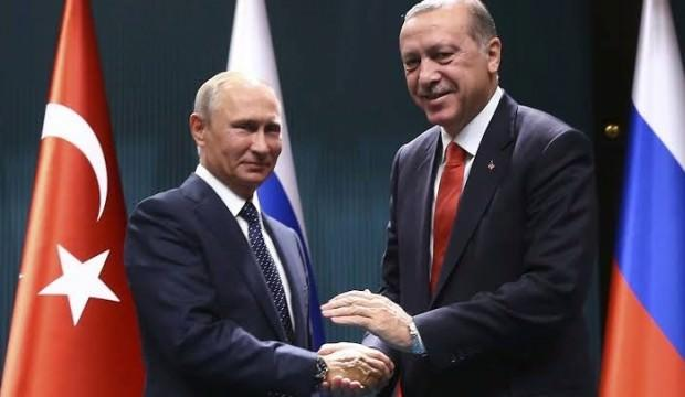Rusya: Uçağımız için vur emrini Erdoğan vermedi