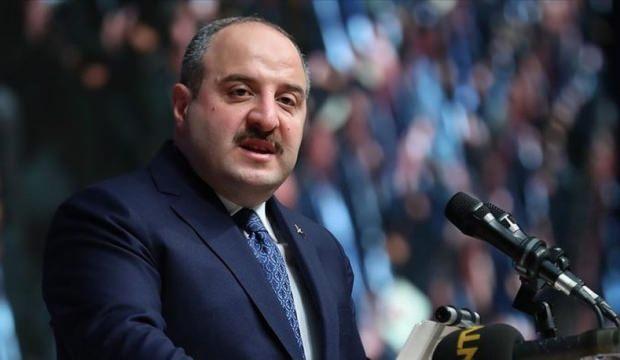 Sanayi ve Teknoloji Bakanı Varank: Ekonomiye güven artıyor