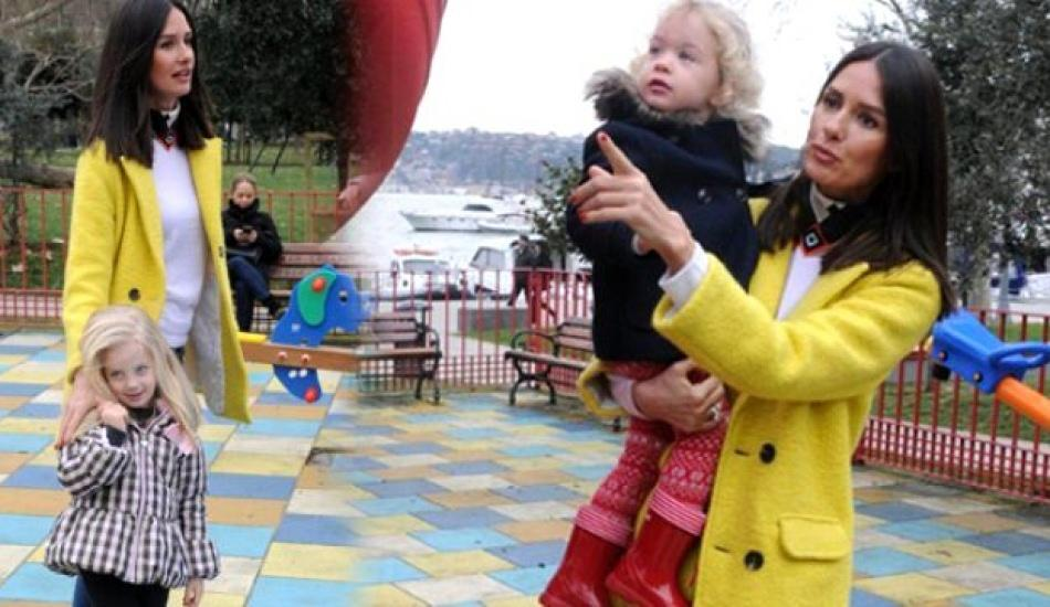 Yasemin Özilhan: Kızlarım şimdiden kıyafetlerime göz koydu