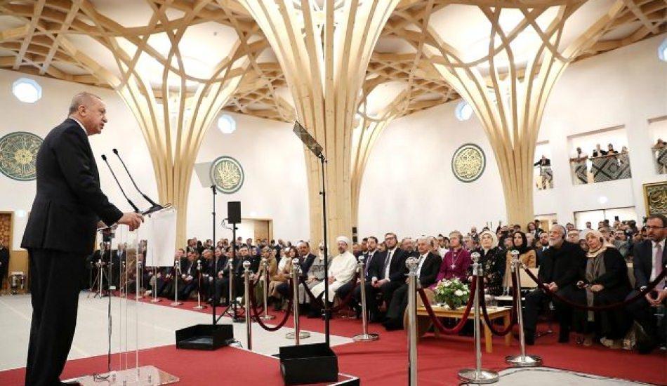 Yusuf İslam'ın medya danışmanı, Cumhurbaşkanı Erdoğan'ın açtığı Cambridge Camisi'nde Müslüman oldu