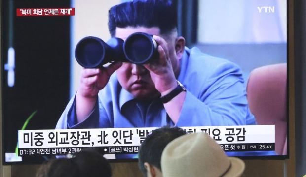 Kim Jong-un tekrar harekete geçti! Çok önemli bir deneme gerçekleşti