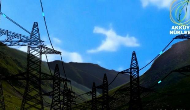 Akkuyu'da elektrik iletim sistemi bağlantı anlaşması imzalandı