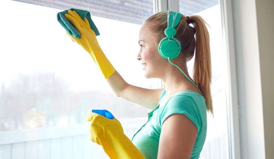 Cam temizleyici kullanırken dikkat edilmesi gerekenler