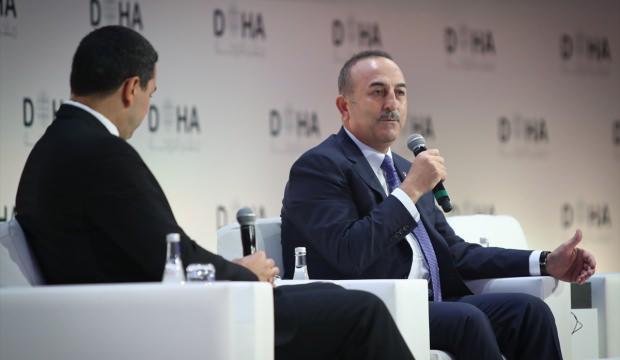 Çavuşoğlu: Suriye'de yaşadığı hayal kırıklığı ABD'ye bu kararı aldırdı