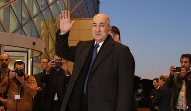 Cezayir'in yeni Cumhurbaşkanı Tebbun'un önceliği 'Anayasa değişikliği'