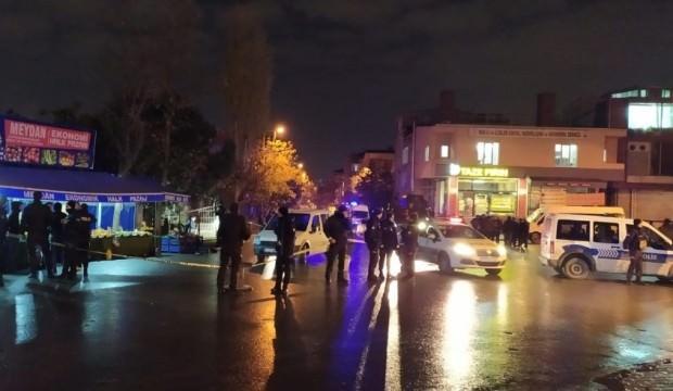 Esenyurt'ta hareketli anlar: Polis şüpheliyi vurarak yakaladı