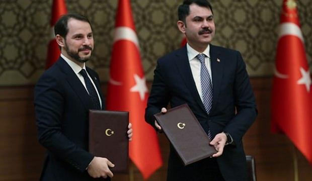 Hazine ve Maliye Bakanı Albayrak: Finansal altyapı hazır!
