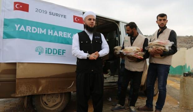 İDDEF'in Suriye Seferberliği Sürüyor
