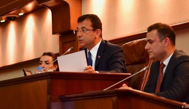 İmamoğlu'ndan kabul edilen 'yeşil alan' kararlarına veto