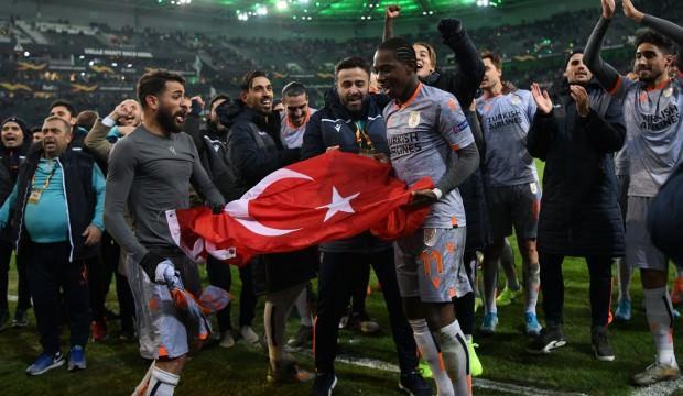 UEFA Avrupa Ligi tarihleri açıklandı! Başakşehir'in maçı...