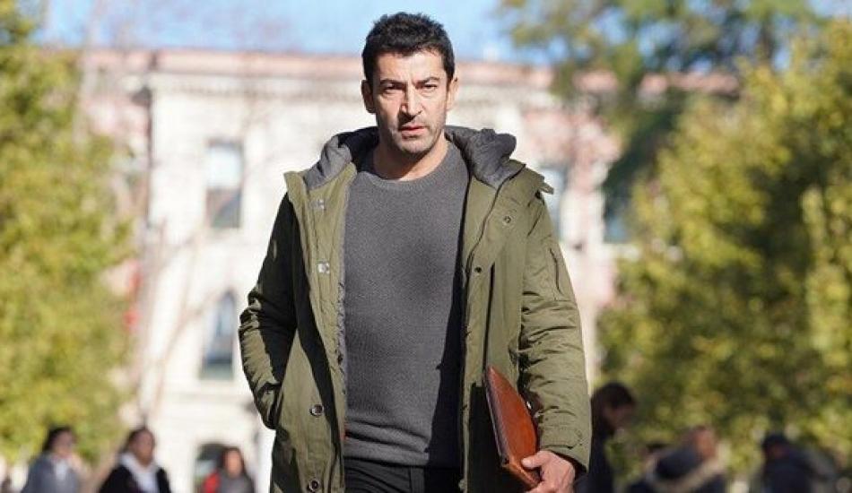 Kenan İmirzalıoğlu'nun yeni dizisi 'Alef'den yeni tanıtım!