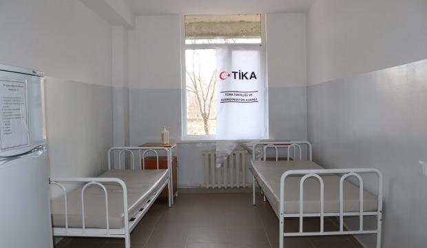 TİKA'dan Kırgızistan'a destek!