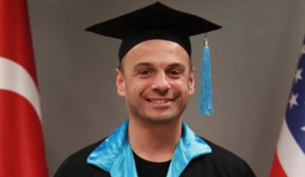 Maçka Belediye Başkanı Koray Koçhan, ABD'den Doktora aldı