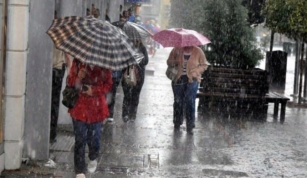Meteoroloji uyardı! Kuvvetli yağış geliyor - GÜNCEL Haberleri