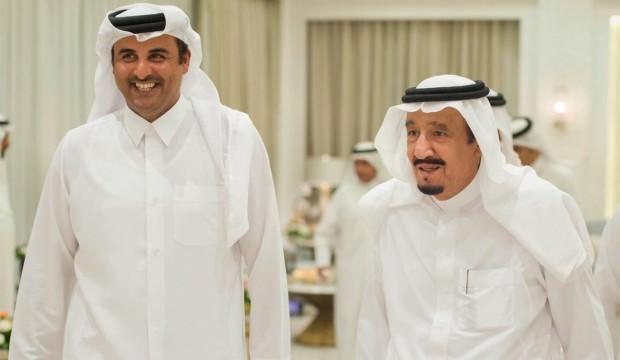 Suudi Arabistan Kralı davet etmişti: Katar Emiri'nden kritik karar