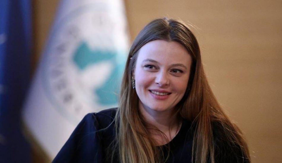 Ünlü oyuncu Naz Elmas, 'Eşkıya Dünyaya Hükümdar Olmaz'dan ayrıldı