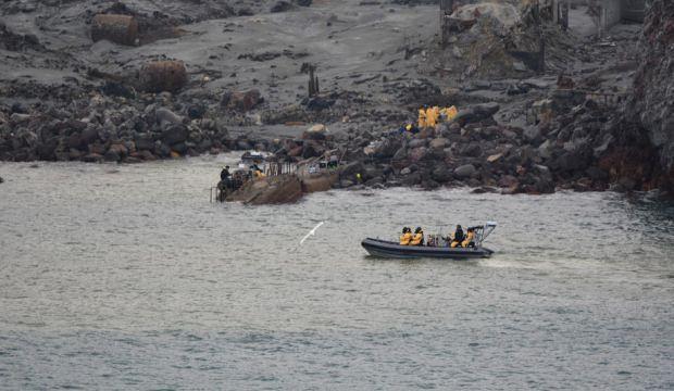 Yeni Zelanda'da ölü sayısı 16'ya yükseldi, hala 2 kişi kayıp