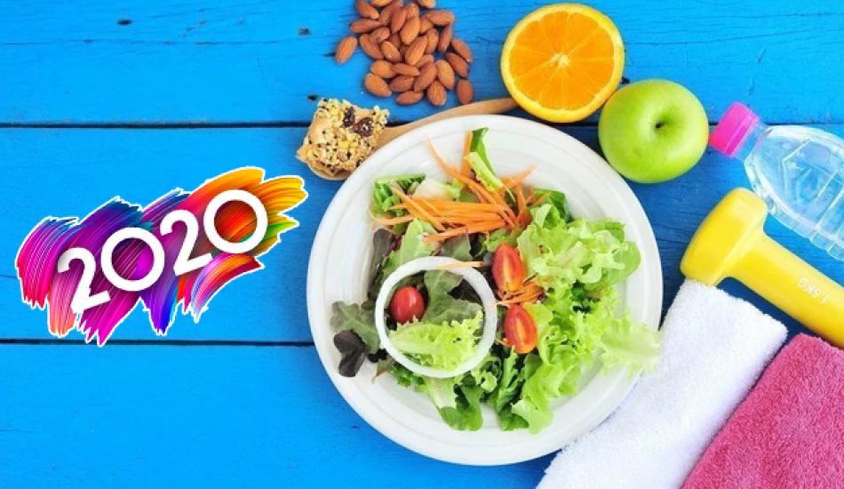 Herkes bu diyeti konuşacak! 2020 yılına damga vuracak en sağlıklı diyet listesi