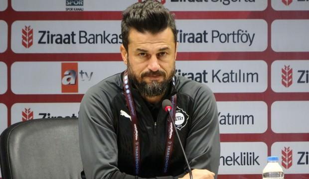 Denizlispor'da Ali Tandoğan dönemi!