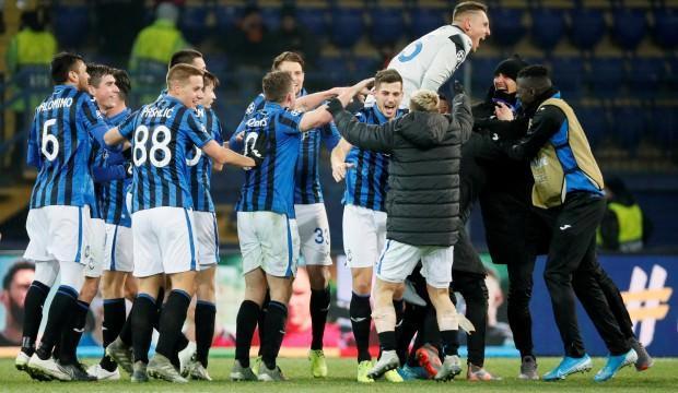 Atalanta'dan Milan'a tarihi fark!