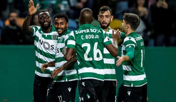 Başakşehir'in rakibi Sporting'i tanıyalım...