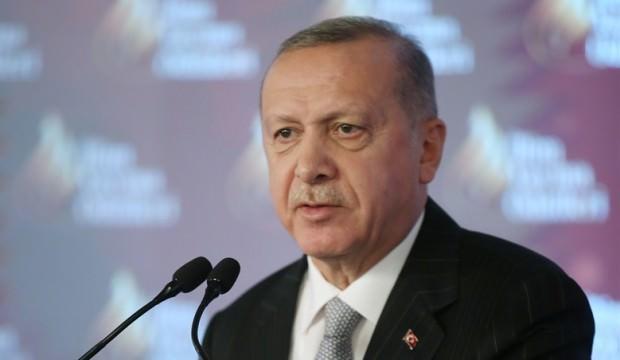 """Cumhurbaşkanı Erdoğan'dan, """"Sarıkamış şehitleri"""" için paylaşım"""