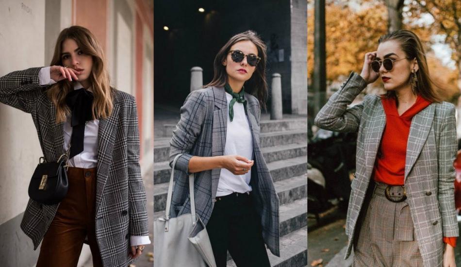 Ekose kıyafetler nasıl kombinlenir? 2020 ekose modelleri ve fiyatları