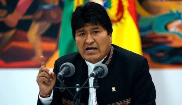 Morales, Bolivya seçimlerinde partisini temsil edecek adayları açıkladı