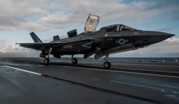 F-35'deki arızayı gizlediler: ABD kıyılarında mahsur kaldı