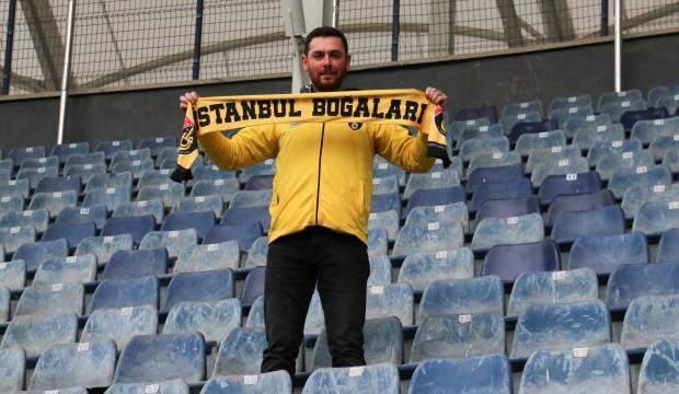 İstanbulspor'a tek kişilik dev destek
