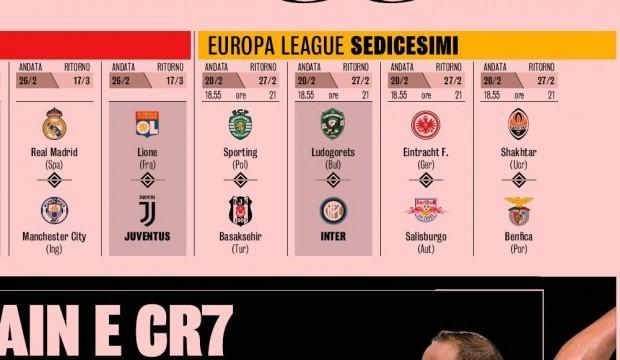 Başakşehir yerine Beşiktaş logosu kullanıldı!