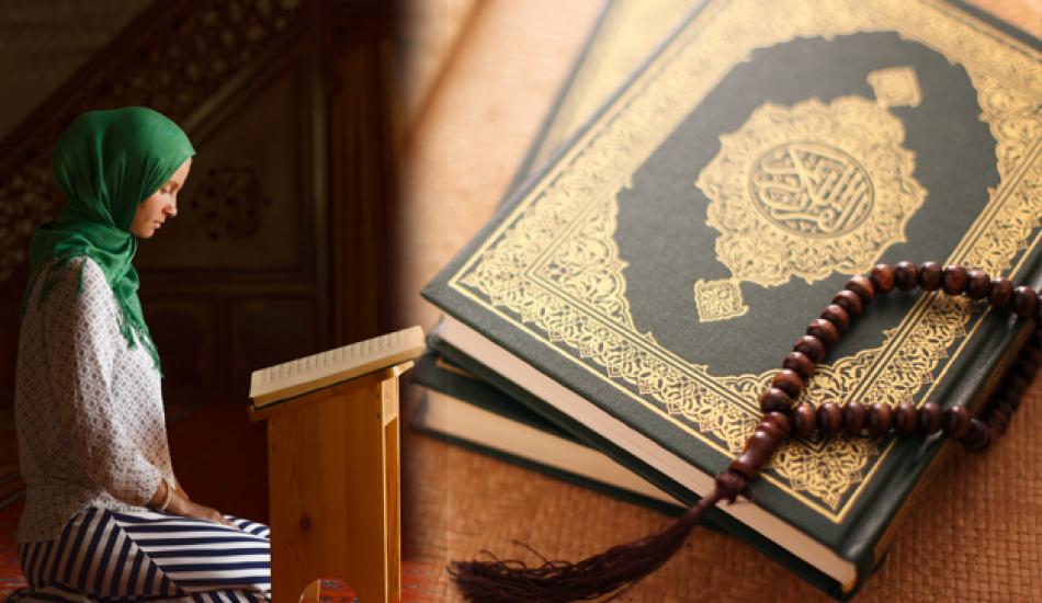 Kurana başlarken okunacak dua! Hatim duası nasıl yapılır? Kuran okurken dikkat edilmesi gerekenler